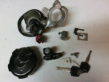 Honda XRV 750 Africa Twin, RD04 90-92 Schloßsatz Zündschloß Tankschloß Schlüssel