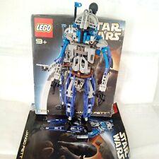 Lego Star Wars Technic Jango Fett 8011 Set