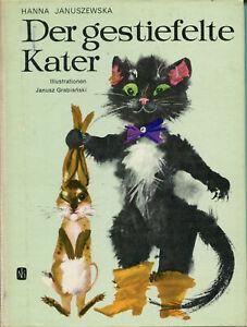 """Kinderbuch """"Der gestiefelte Kater"""""""