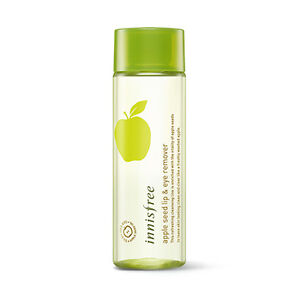 [Innisfree] Apple Seed Lip & Eye Remover 100ml