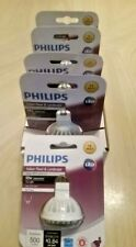 5-Philips MR16 GU5.3 LED Spotlight Light Bulbs 7W LED-500 LUMENS! X 5 NEW BULBS!