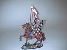 TIN SOLDIER 54 MM. POLISH HUSSAR WITH HORSE, 1605 Y. NEW.