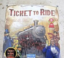 NEW TICKET TO RIDE  Days of Wonder Alan R Moon USA Railroad  Board Game