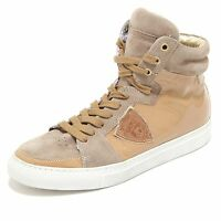 4432M sneakers uomo PHILIPPE MODEL atelier alta scarpe men shoes