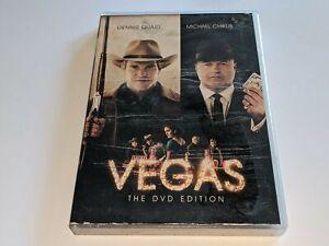 Vegas: The DVD Edition Complete First Season 5-Disc Set Dennis Quaid Las Vegas