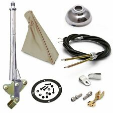 11 Trans Mnt E-Brake HandleTan Boot, Cap, Blk Ring, Cable Kit, GM Clevis hot