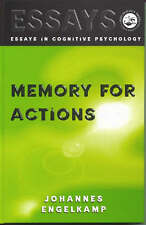 Memory for Actions (Essays in Cognitive Psychology) by Engelkamp, Johannes