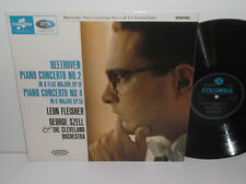 SCX 3541 Beethoven Piano Concertos Nos. 2 & 4 Leon Fleisher Cleveland Orch Szell
