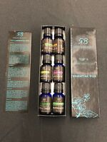 Aromatherapy Top 6 Organic 100% Pure Therapeutic Sampler Essential Oil Gift Set