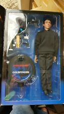 """Sideshow James Bond Goldfinger - Sean Connery as 007 12"""" Action Figure Boxed New"""