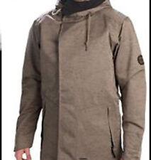 686 Parklan Smarty Duffel Snowboard Jacket (L) Tobacco