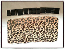 PILLOW GIFT BOXES x 10 Animal Prints 13 x 8.5 x 2.5cm SEALED - FREE POSTAGE