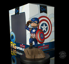 Captain America Civil War Marvel Q-POP (Q-Fig) Figure by Quantum Mechanix