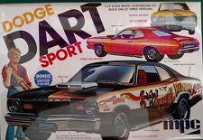 MPC798 -  1975 Dodge Dart Sport 3-N-1 Kit 1/25 Scale Model Kit