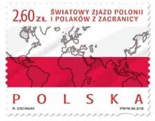 Poland / Polen 2018 - Mi 5014** Polish Diaspora and Poles from abroad
