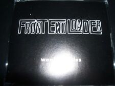 Front End Loader ‎– Weak As Piss CD Single – Like New