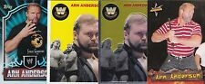 BORN IN ROME GEORGIA 4 ARN ANDERSON WCW TNA WWE WRESTLING CARDS SEE SCAN