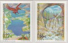 2001 Bulgarije 4512-4513 Europa CEPT Water: bron van leven