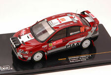 Mitsubishi Lancer Evo X #59 Rally Japan Taguchi / Stacey 1:43 Model RAM448