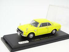 Norev Collection Japon 1/43 - Toyota 1600 GT 1967 Jaune