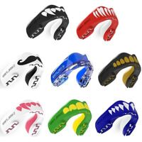 Safejawz Adult Mouth Guard Kids Boxing MouthGuard MMA Gum Shield Rugby Hockey