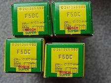 4 x Bosch Zündkerzen F5DC NEU