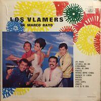 Hear Los Vlamers de Marco Rayo Merecumbe Colombiano Sicodeli Hippie Cumbia lp 68