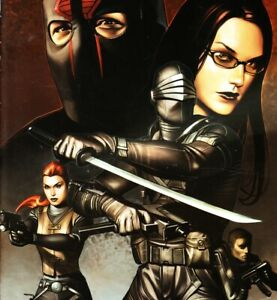 DDP Devils Due Publishing Gi Joe Reloaded Issue No 01 Cover A March 2004