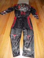 Boy's Size Medium 8-10 Marvel Ant-Man Halloween Costume Jumpsuit & Mask New