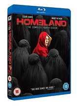 HOMELAND SEASON 4 - BLU-RAY TV SERIES