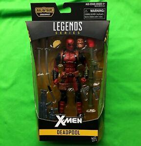"Marvel Legends DEADPOOL 6"" X-Men Juggernaut Series Marvel NOW!"