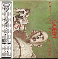 QUEEN News Of The World CD MINI LP