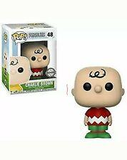 Peanuts  Charlie Brown Pop Vinyl #48