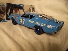 Richard Petty #43 1969 Ford Torino 427 Cobra 1:24 Autographed Car 880 of 5,035