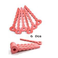6Pcs Chic Women Magic Soft Twisty Bendy Hair Curly Roller Foam Curler Maker Tool