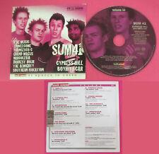 CD Compilation Rock Sound Volume 44 SUM 41 NARCOLEXIA no lp mc vhs dvd(C43)