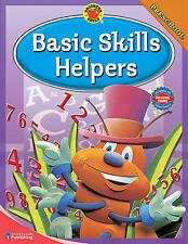 Basic Skills Helpers, Grade Preschool (Brighter Child Workbooks)