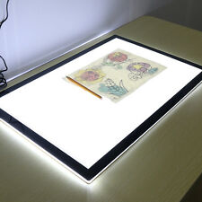 A2 LED Slim Panel Light Box -VIEWING, TRACING, DRAWING, DRAFTING TABLE LIGHT PAD