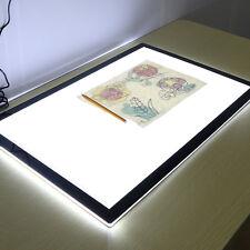 A2 Large Tracing Light Box AC Power Light Pad Adjustable Brightness US Stock