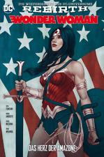 Wonder Woman 4 (Rebirth) - Das Herz der Amazone - Deutsch - Comic - NEUWARE