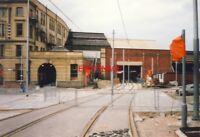 PHOTO  METRO CONSTRUCTION 1991 MANCHESTER VICTORIA FROM CORPORATION ST