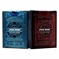Star Wars Playing Cards Light & Dark Side Theory 11 New Set 2-Decks