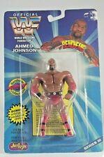 WWF WWE wrestling figure Ahmed Johnson Bend'ems