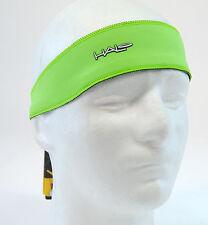Halo II Green Cycling Headband with Sweat Block Technology