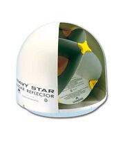 riflettore radar omologato  MED c/contenitore a cupola x navigaz.oltre 12 miglia
