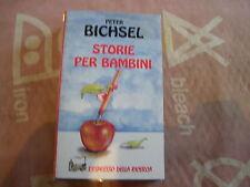 LIBRO STORIE PER BAMBINI PETER BICHSEL L'ESPRESSO DELLA RICERCA GENNAIO 1996