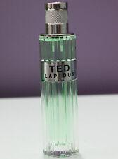 TED LAPIDUS      EAU DE TOILETTE     100 ML   VAPORISATEUR HOMME     VALEUR 75€