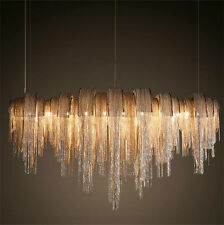 NEW Stylish LED ceiling light pendant lamp chandelier lighting can be customized