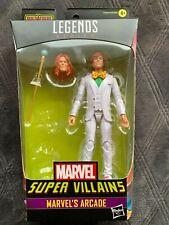 Marvel Legends Marvel's Arcade Super-Villains 6? Figure NO Xemnu BAF Included