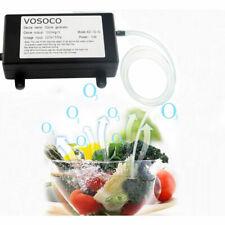 1000mg Portable Ozone Generator 220v Air Purifier Water Ionizer Aquarium